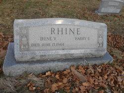 Irene Violet <i>Lear</i> Rhine