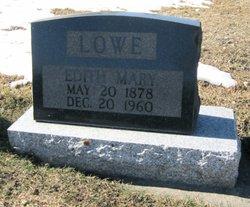Edith Mary Lowe