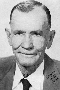 Edward Webb Black