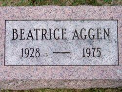 Beatrice Aggen