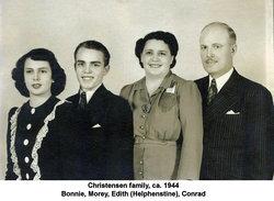 Maurice Morey Conrad Christensen