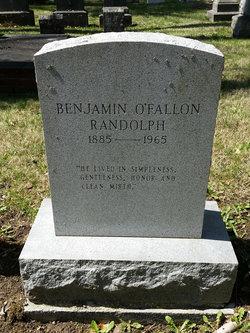 Benjamin O'Fallon Randolph