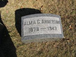 Alma C. Anderson