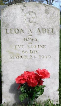 Leon Alvin Abel