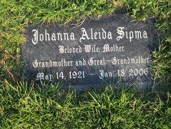 Johanna Aleida <i>Koops</i> Sipma