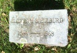 Elizabeth C Hulburd