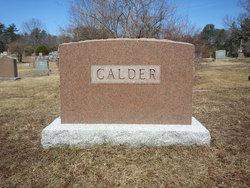 Vesta <i>Cuddy</i> Calder