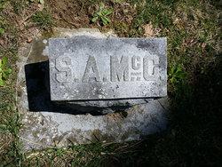Sarah Ann <i>Alexander</i> McCormick