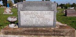 Nelson Ellis Alford