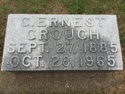 C. Ernest Crouch