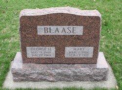 George Henry Blaase