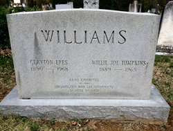 Clayton Epes Williams