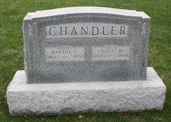Ernest Mortier Chandler