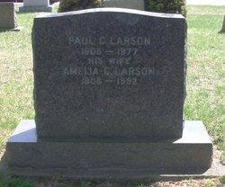 Amelia Catherine <i>Ackerman</i> Larson