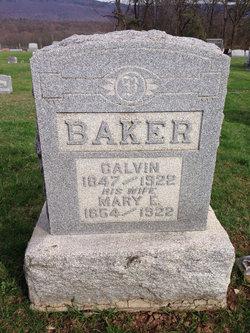 Calvin Baker