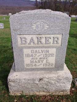 Mary Elizabeth <i>Henderson</i> Baker
