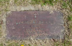 Lloyd Eldridge