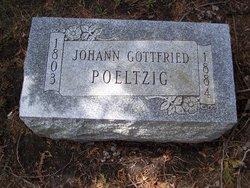 Johann Gottfried Poeltzig