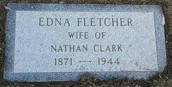 Edna Lucy <i>Fletcher</i> Clark