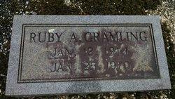 Ruby <i>Adams</i> Gramling