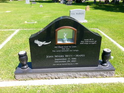 Joan <i>Myers</i> Witt-Mapes