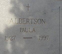 Paula Albertson