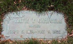 Katherine Francis Katie <i>Stevenson</i> Campbell
