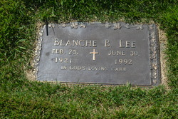 Blanche B. Lee