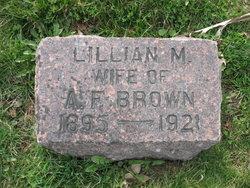 Lillian M. Brown