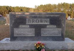 Annie Lenora <i>W</i> Brown