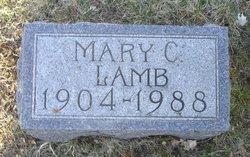 Mary Cecelia <i>Long</i> Lamb