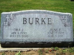 Ora James Burke