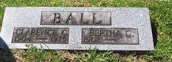 Bertha <i>Splain</i> Ball