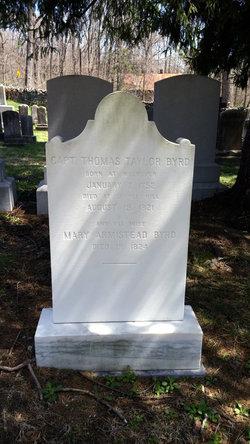 Mary Anne <i>Armistead</i> Byrd