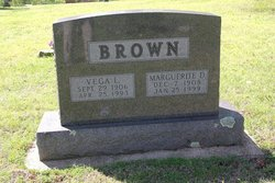 Marguerite D. Brown
