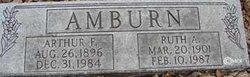 Ruth <i>Henton</i> Amburn