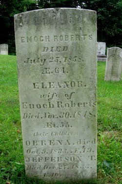 Eleanor <i>Leathers</i> Roberts