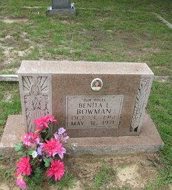 Benita L Bowman