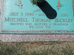 Mitchell Thomas Buckley