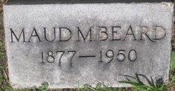 Maude May <i>DeVeny</i> Beard