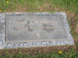 Helen Lavaughn <i>Francis</i> McCartney