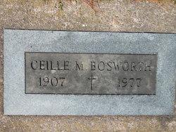Cecilia Mary Ceille <i>Murphy</i> Bosworth