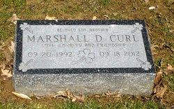 Marshall D. Curl
