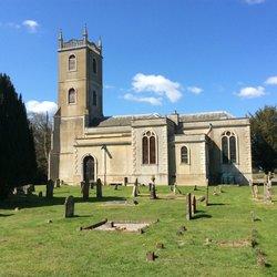 St Genevieve Churchyard
