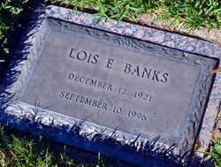 Lois Elaine <i>Jeffords</i> Banks