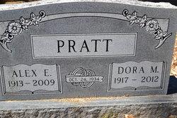 Dora M. <i>Kinney</i> Pratt