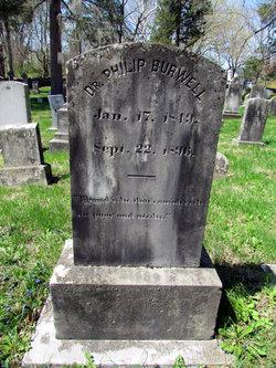 Dr Philip Burwell