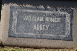 William Homer Will Abbey