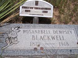 Annabelle <i>Dempsey</i> Blackwell