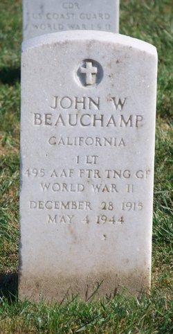 John W Beauchamp